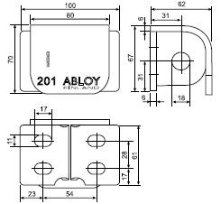 ABLOY PL201