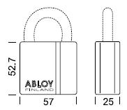 ABLOY PL340
