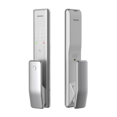 Philips Easy Key Alpha silver
